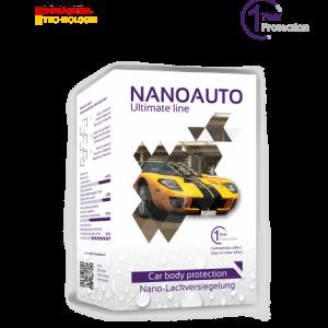 Nanoauto Car Body Nanocoating – Powłoka na lakier samochodowy