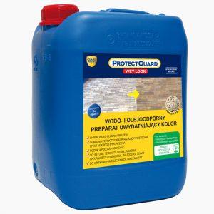 ProtectGuard WL Mat, Impregnat z efektem mokrej powierzchni