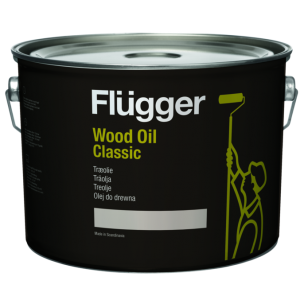 Flügger Wood Oil Classic, Olej do drewna