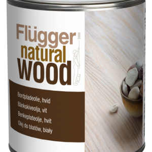 Flügger Natural Wood Table Top Oil, Olej do blatów
