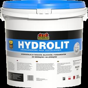 Hydrolit, polimerowa membrana uszczelniająca Kosbud