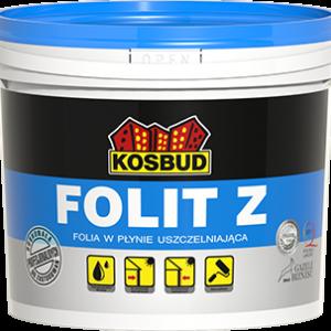 Folit Z, folia izolacyjna w płynie Kosbud