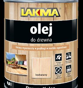 Olej do drewna, Lakma