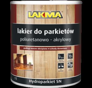 Hydroparkiet SN, Lakier do podłóg drewnianych Lakma