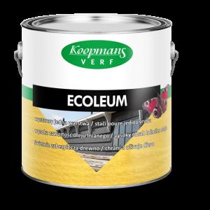 ECOLEUM – Środek do ochrony drewna zewnętrznego