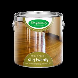 YAGOLIE PARKIET- Twardy olej do podłóg drewnianych